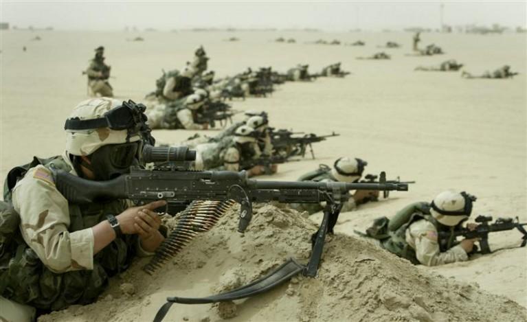 ویدیو: عملیات آمریکا علیه صدام حسین