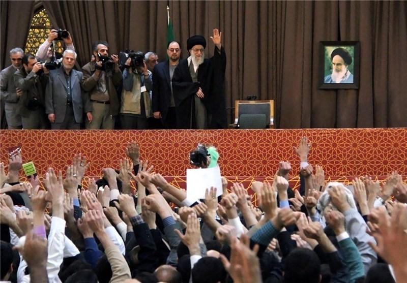 ملت ایران در سال ۹۵ با وجود مشکلات اقتصادی