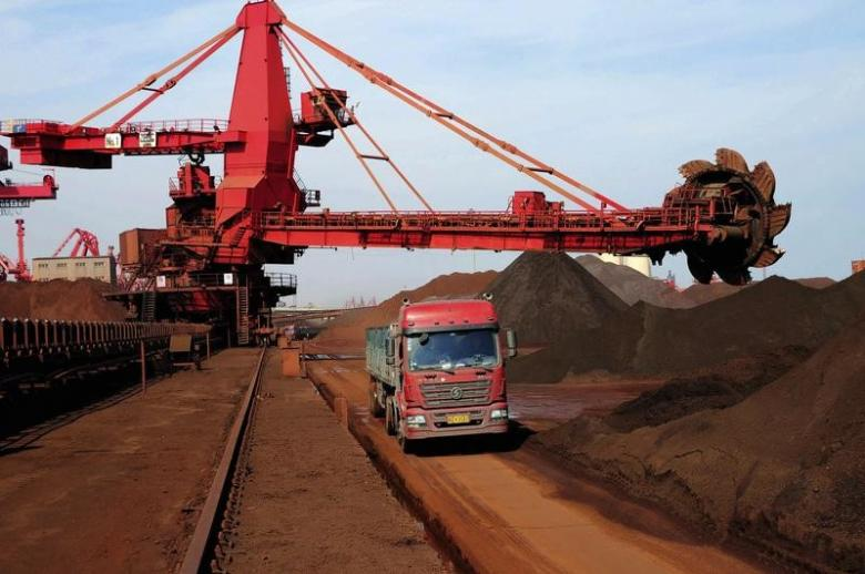 کفایت سنگ آهن چین برای ساخت 13 هزار برج ایفل