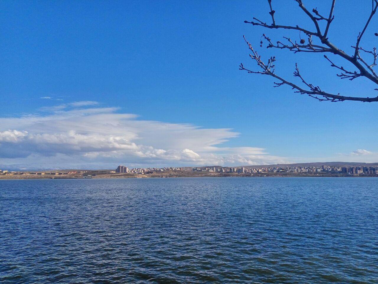 Image result for دریاچه شورابیل