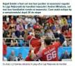 هندبالیست ایرانی بهترین بازیکن لیگ رومانی شد+عکس