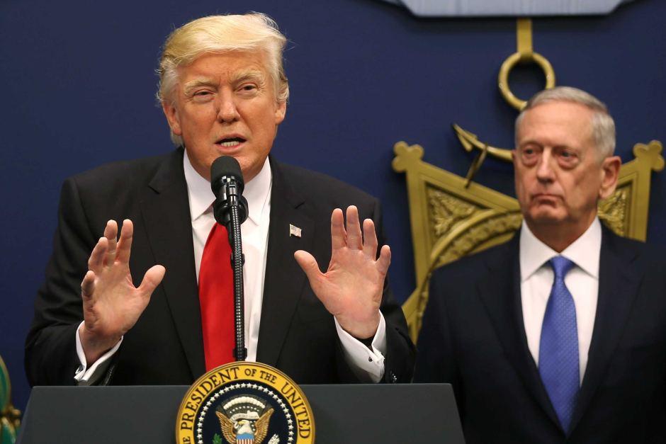 محورهای اصلی استراتژی جدید آمریکا برای سوریه اعلام شد / تمرکز بر شکست داعش و منتفی شدن موضوع تغییر رژیم