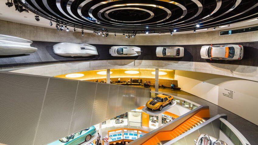 15 مکانی که دوستاران صنعت خودرو باید از قبل از مرگ ببینند (شماره یک)