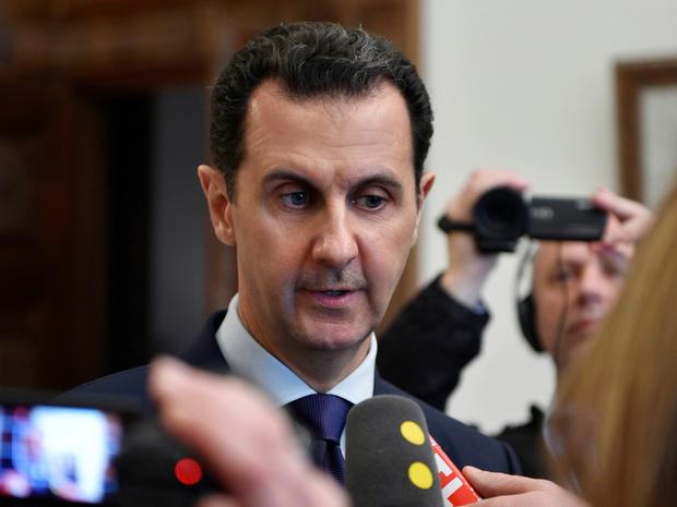 بشار اسد دیوانه نیست که از سلاح های شیمیایی استفاده کند