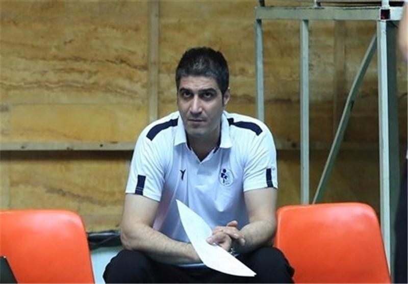 دستیار ایرانی تیم ملی والیبال ایران منصوب شد