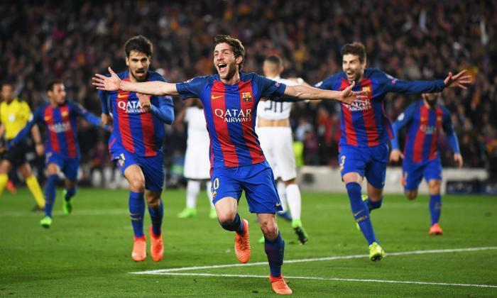 اعتراف بارسلونا به استفاده از جادوگر برای معجزه 6گل