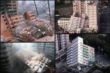 اما و گرهای وقوع زلزله بیش از 6 ریشتری