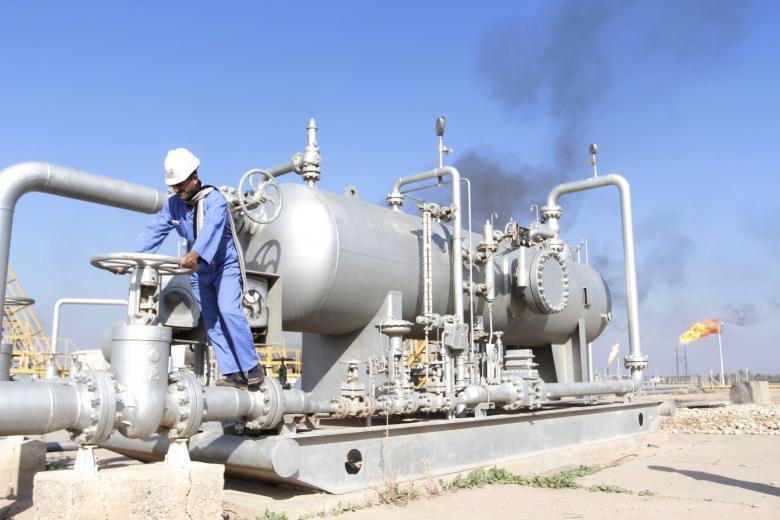 روزی آرام برای نفت