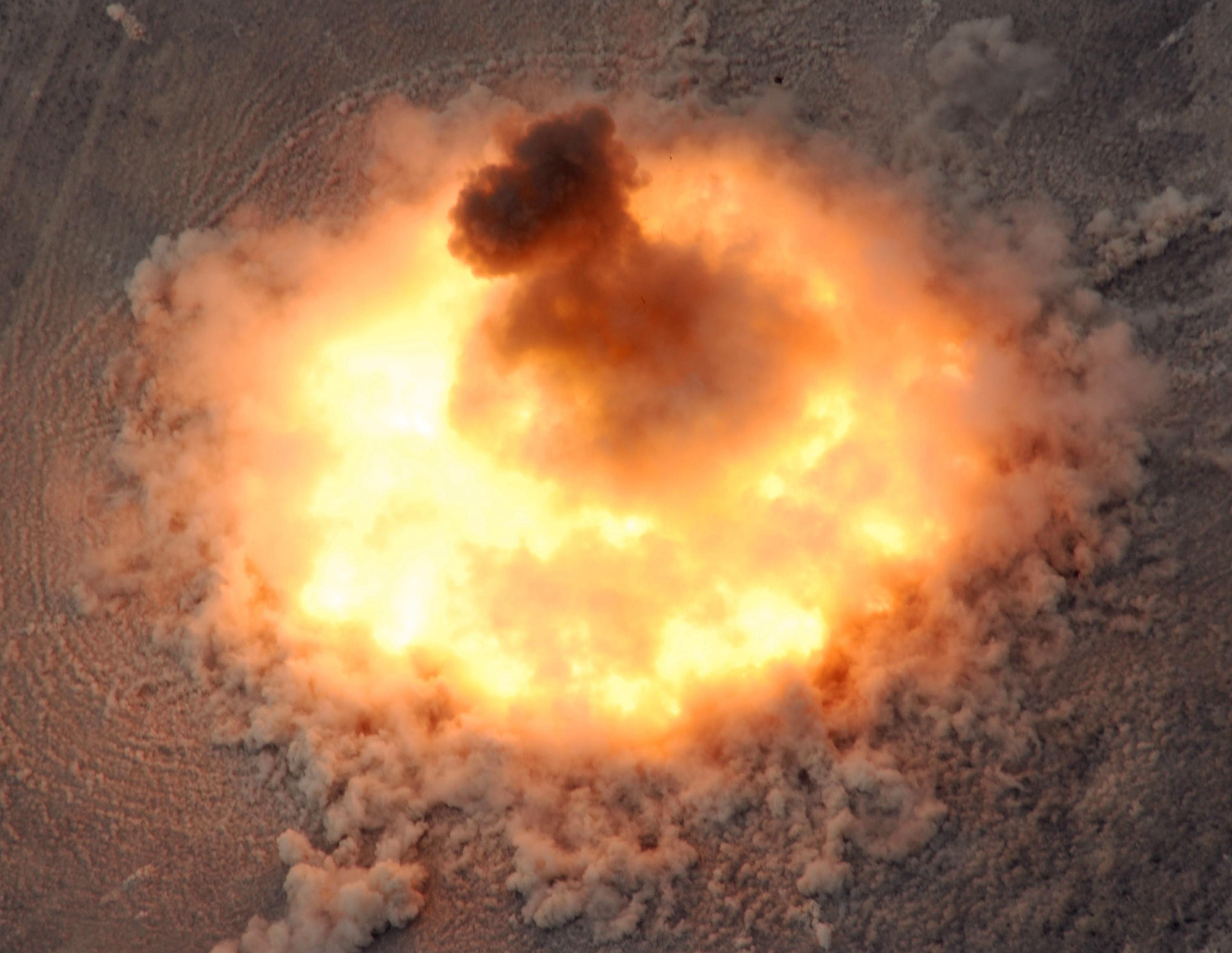 چرا آمریکا در افغانستان از «مادر همه بمبها» استفاده کرد؟