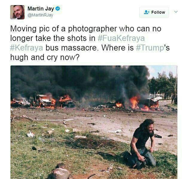 صحنهایی که اشک عکاس را هم درآورد