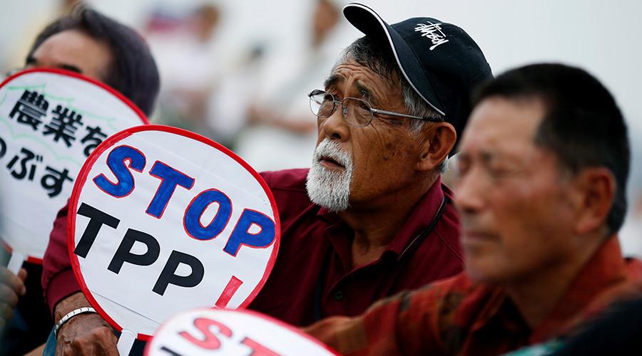 تلاش ژاپن برای نجات پیمان «تی پی پی» پس از خروج آمریکا