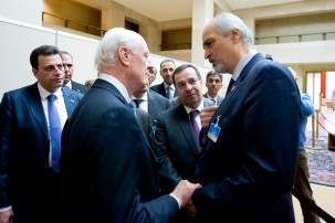 What's on the agenda of the new Syria talks in Geneva?