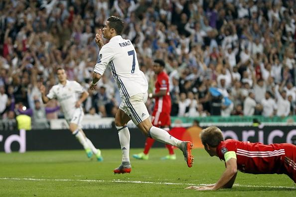 رئال مادرید4-بایرن مونیخ2/رونالدو،رویاهای کارلتو را دفن کرد