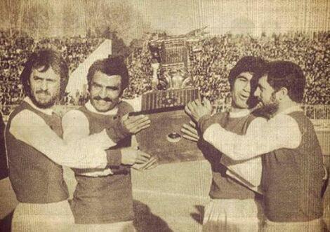 تصاویری قدیمی از جشن های قهرمانی پرسپولیس در لیگ