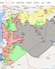 آغاز درگیری میان داعش و جبهه النصره در دمشق!