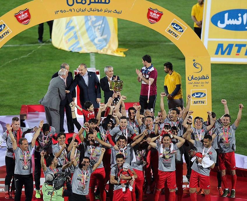 پرسپولیس صدرنشین ایرانی ها در ردهبندی باشگاهی آسیا