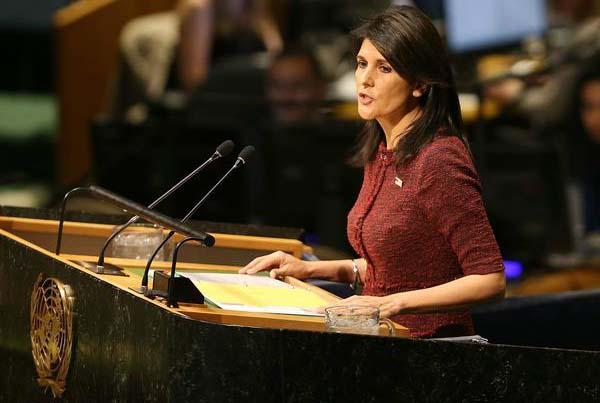 تصویب قطعنامه قدس در مجمععمومی سازمان ملل با وجود تهدید بیسابقه آمریکا