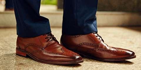 کفش قهوهای به چه کار شما میآید؟