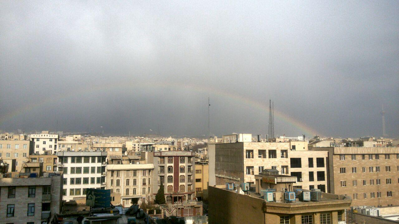 رنگین کمان تهران