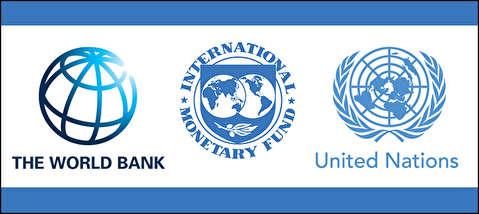 صندوقبینالمللیپولوبانک جهانیچیست؟