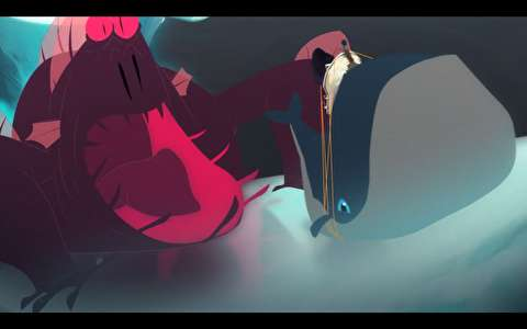 انیمیشن کوتاه با گوشت آشنا شو