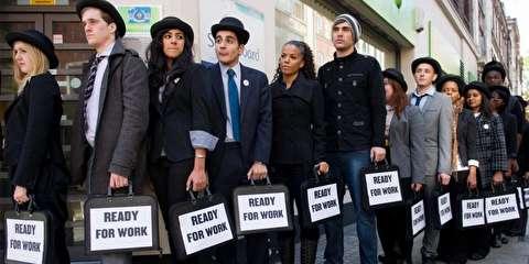نحوه محاسبه نرخ بیکاری و نرخ مشارکت نیروی کار