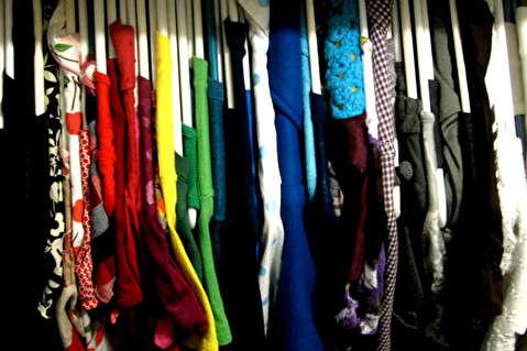 راهنمای مردان برای درک بهتر رنگها