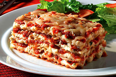 دستور پخت لازانیای گوشت کلاسیک