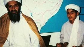 مرگ نوه ۱۲ ساله اسامه بن لادن