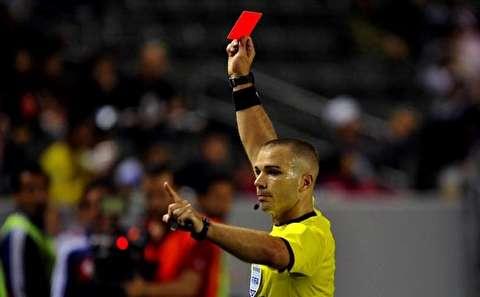 خندهدارترین کارت قرمزهای تاریخ فوتبال