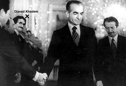 اعتراف وزیر پهلوی درباره ناآرامیها