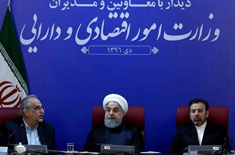 روحانی: مردم فقط میگویند ما را ببینید