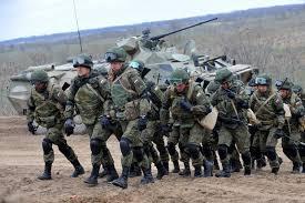 شبیه سازی حمله تمام عیار به ناتو توسط روسیه