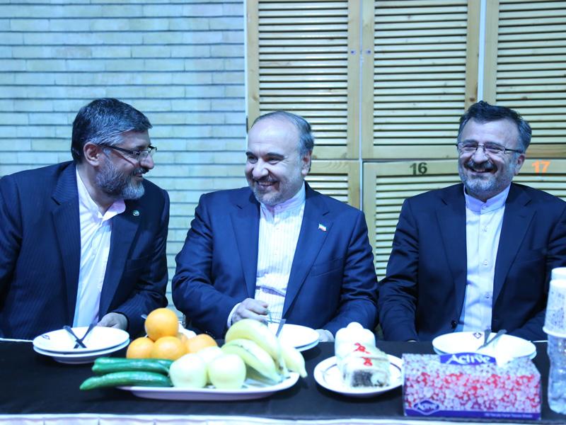ریاست پولادگر برتکواندوی ایران چهارسال دیگر تمدید شد