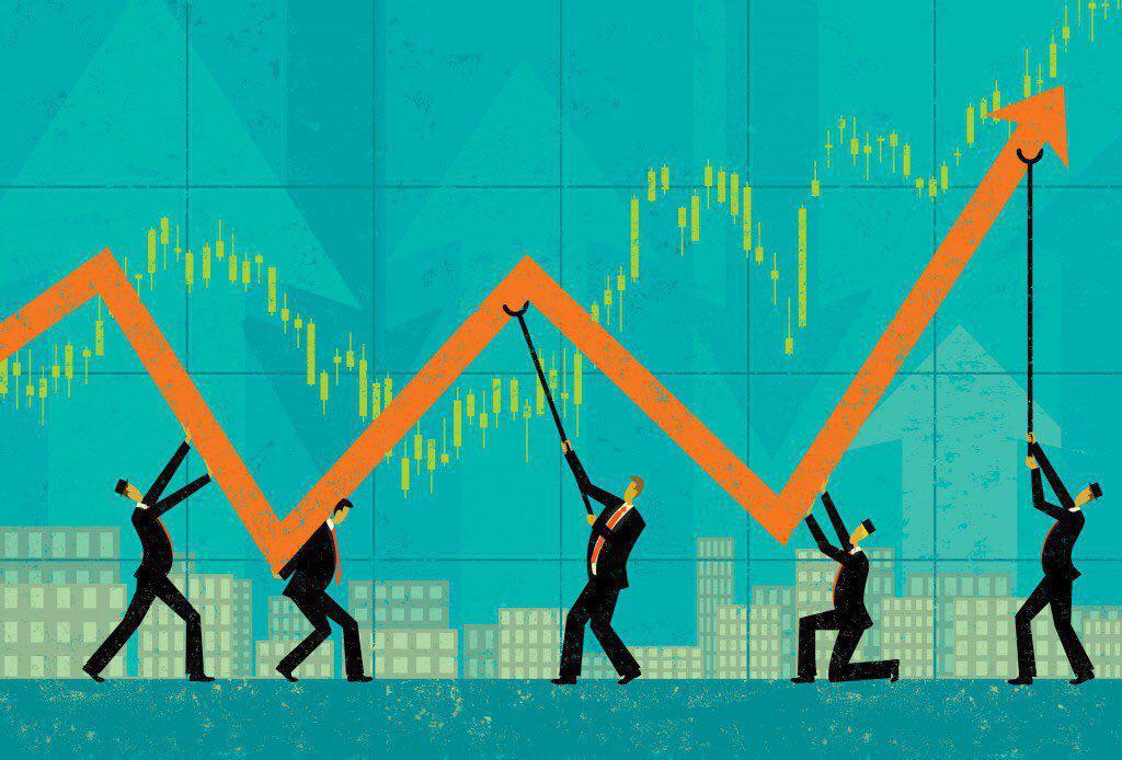 کاهش نرخ رشد اقتصادی بلند مدت در دنیا