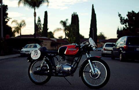 موتورسیکلت جیلارا میلانو تارانتو