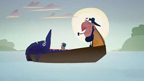 انیمیشن کوتاه طوطی وار