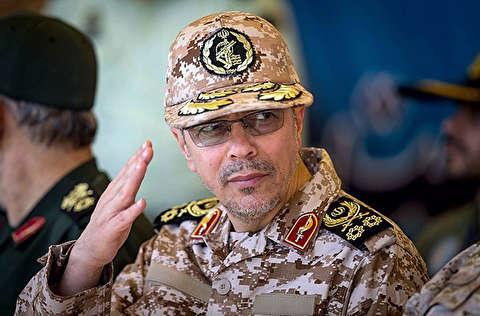 توضیحات رئیس ستاد کل درباره ناآرامیها