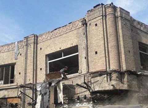 چند ساختمان پرخطر در تهران وجود دارد؟