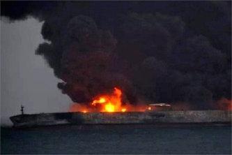 جعبه سیاه نفتکش در عملیات نیروهای امداد پیدا شد,