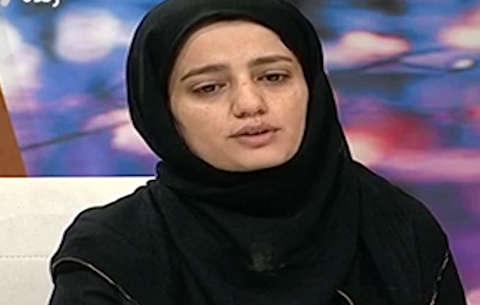گلایه همسر سرمهندس نفتکش ایران