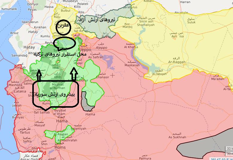 چرا باید منتظر حمله غافلگیرانه ترکیه به «عفرین» سوریه باشیم؟