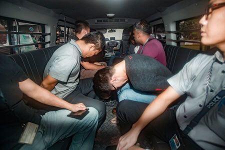 برخورد قاطع دادگاه سنگاپور با سرقت نفتی