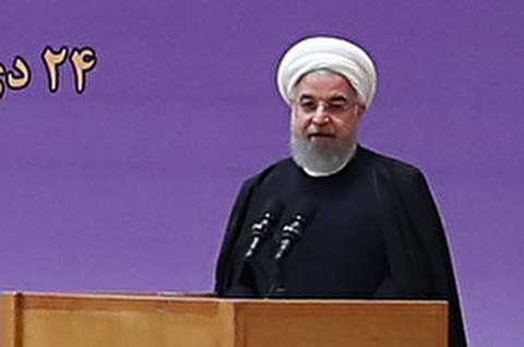 واکنش روحانی به توهین به معترضان