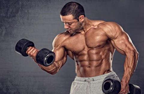 آموزش حرکت جلو بازو منفی