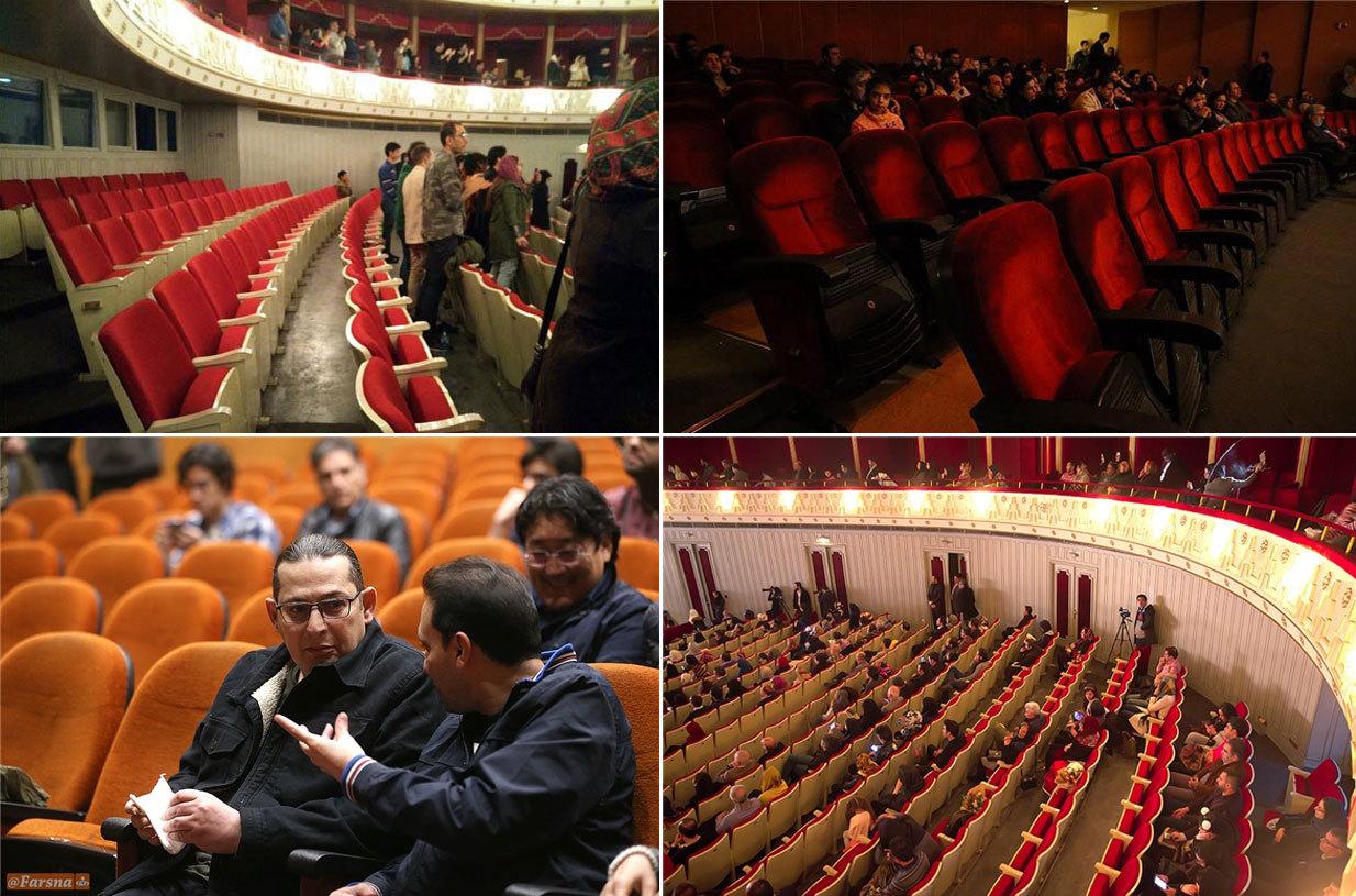 صندلیهای خالی جشنواره موسیقی فجر؛ مردم بلیت خریدند و نیامدند!