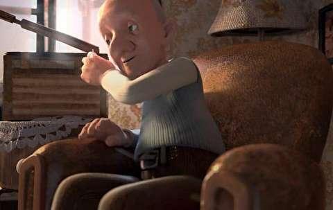 انیمیشن کوتاه صندلی