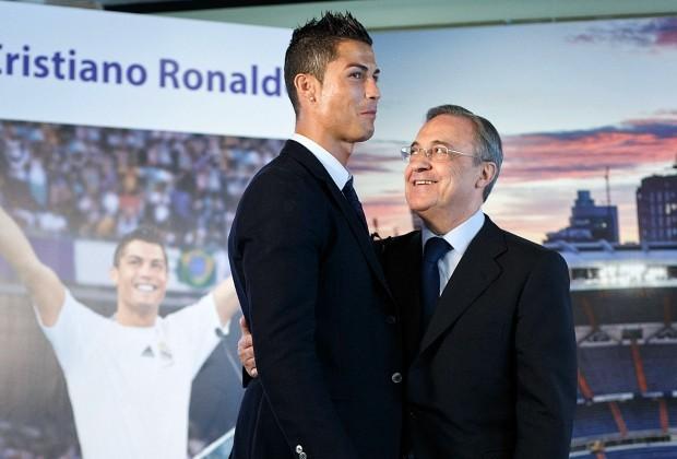 بمب خبری اروپا/موافقت باشگاه رئال با جدایی رونالدو!