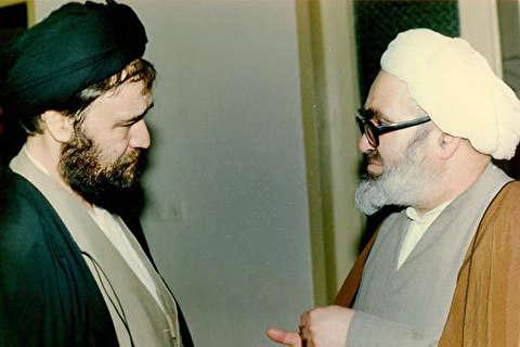 خاطره نبی حبیبی از سیداحمد خمینی