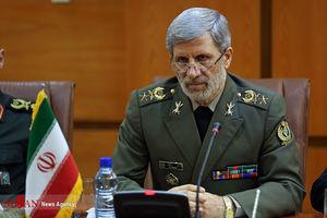 وزیر دفاع، ادعا درباره مذاکرات موشکی را رد کرد,